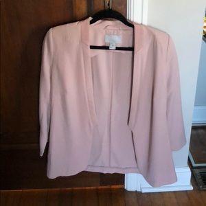 Pink H&M blazer